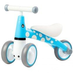 Rowerek biegowy jeździk chodzik mini rower Hipcio Ecotoys