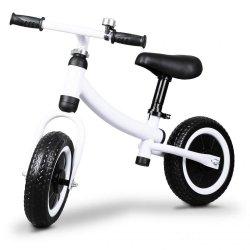 Rowerek biegowy mini rower Biały