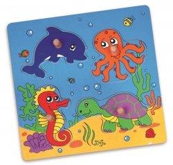 Puzzle niespodzianka - morze Viga