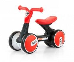Jeździk rowerek biegowy Tobi Red-Black Milly Mally