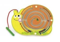 Labirynt magnetyczny - ślimak Viga