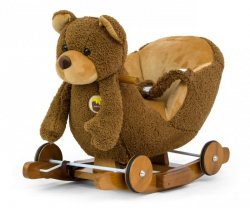 Miś na biegunach Polly - Brown Bear Milly Mally