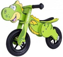 Rowerek Biegowy Dino Mini Green Milly Mally
