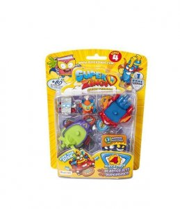 SuperZings 4 BlasterJet Magic Box