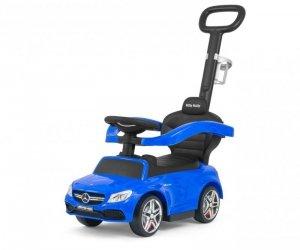 Jeździk pchacz MERCEDES-AMG C63 Coupe Blue Milly Mally