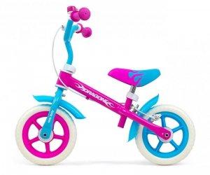 Rowerek biegowy Dragon z hamulcem Candy Milly Mally