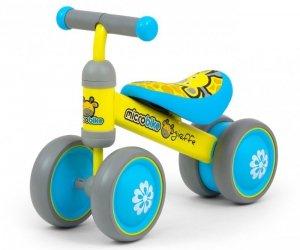 Jeździk rowerek Micro Giraffe Milly Mally