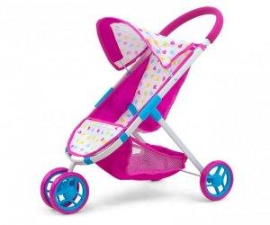 Wózek dla lalek Susie Candy Milly Mally