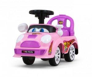 Jeździk pchacz Joy Pastel Pink Milly Mally
