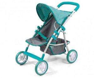 Wózek dla lalek Natalie Prestige Mint Milly Mally