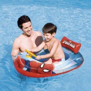 Dmuchana łódka Spiderman 112x71cm Bestway 98009