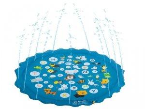 Fontanna dla dzieci basen zwierzątka alfabet 170cm