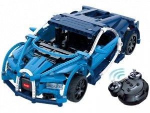 Auto zdalnie sterowane wyścigowe RC klocki CADA C510