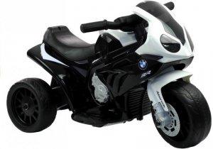 Motor na Akumulator BMW S1000RR Trójkołowy Czarny