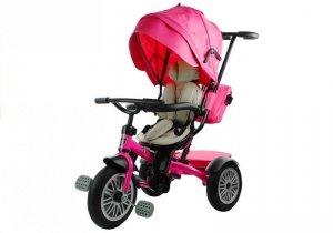 Rower Trójkołowy PRO800 Różowy