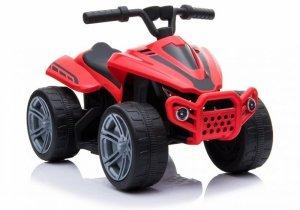 Quad na akumulator dla dzieci Czerwony