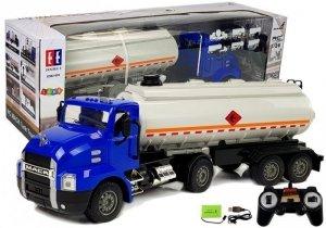 Ciężarówka Cysterna Zdalnie Sterowana 2.4G 1:26 Pompa Wodna