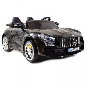 Auto Mercedes na akumulator dwuosobowy GT R 4x4,  miękkie koła eva, miękkie siedzenie  full opcja, lakier