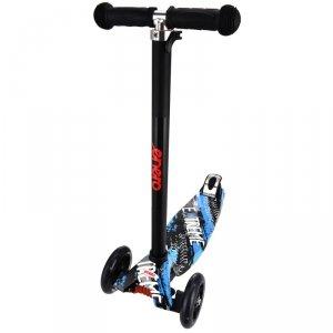 Hulajnoga dla dzieci 3 kołowa balansowa Enero Maxi Extreme