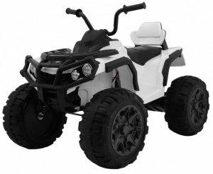 Quad na akumulator ATV 2.4G Biały