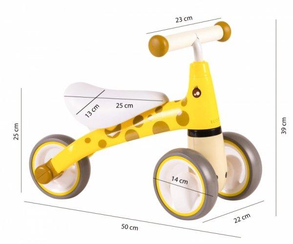 Rowerek biegowy jeździk chodzik mini rower +12m