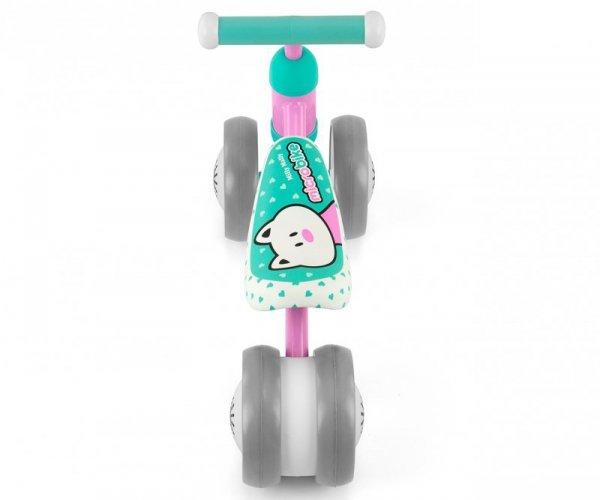 Jeździk rowerek biegowy Micro Frog Milly Mally