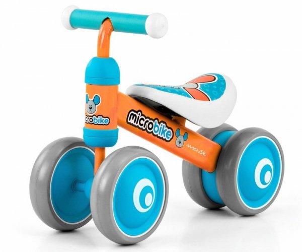 Jeździk rowerek biegowy Micro Mouse Milly Mally