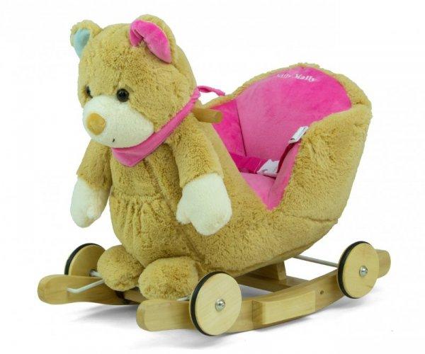 Miś na biegunach Polly - Pink Bear Milly Mally