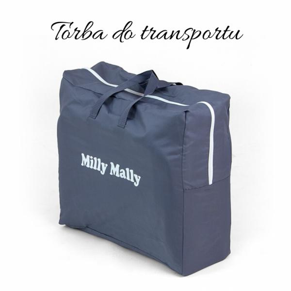 Łóżeczko / Kołyska Jane Pink Milly Mally