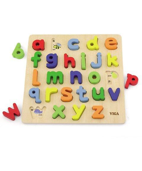 Sorter alfabet Viga