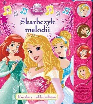 Disney Księżniczka. Skarbczyk melodii