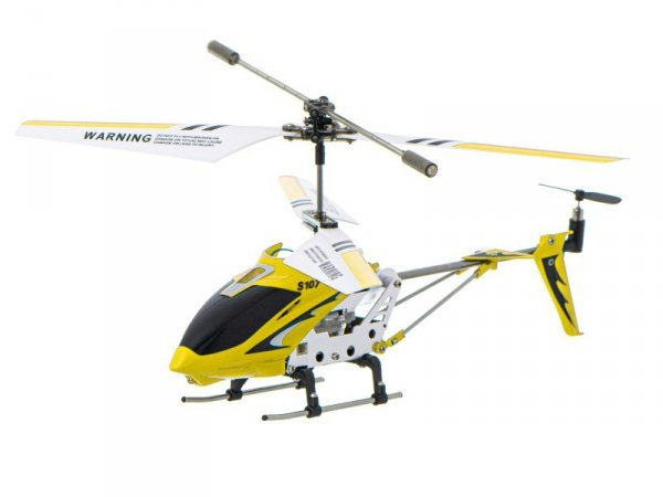Helikopter zdalnie sterowany RC SYMA S107G żółty