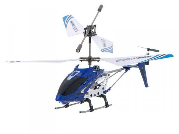 Helikopter zdalnie sterowany RC SYMA S107G niebieski