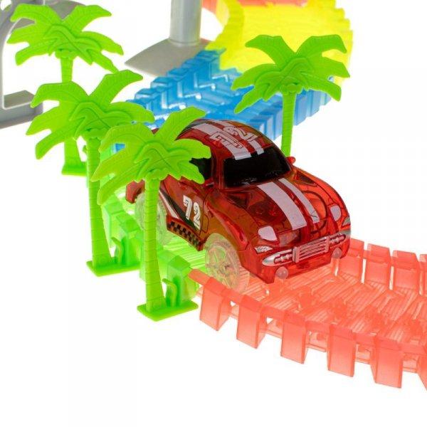 Tor samochodowy+Samochód 233 El.