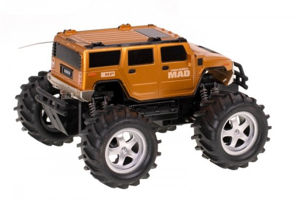 Auto zdalnie sterowane RC 6568-330N Monster Truck złoty