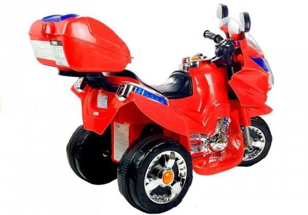 Motor na Akumulator HC8051 Czerwony