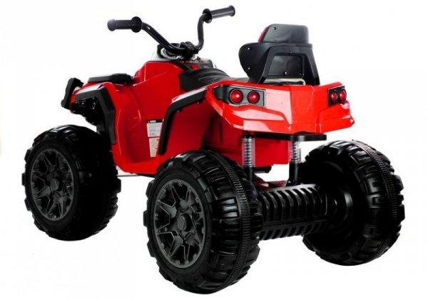 Quad na Akumulator R/C BDM0906  Czerwony