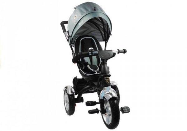 Rower Trójkołowy PRO500 Srebrny