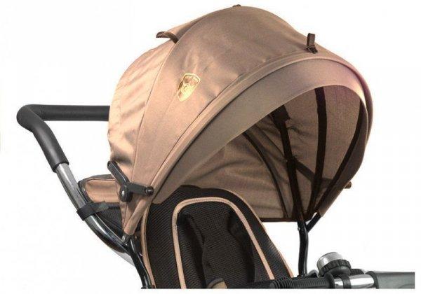 Rower Trójkołowy PRO500 Kremowy