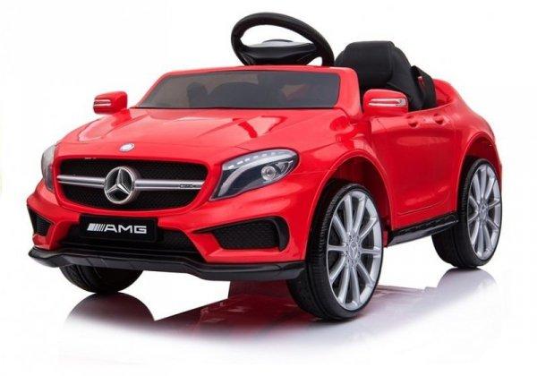 Auto na Akumulator Mercedes GLA 45 Czerwony Lakier