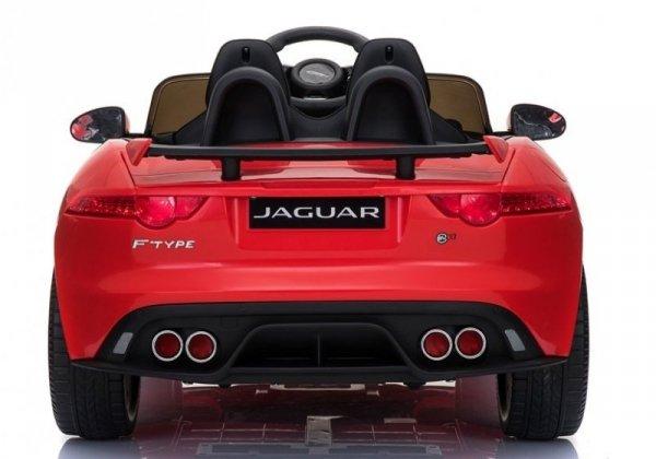 Auto na Akumulator Jaguar F-Type Czerwony