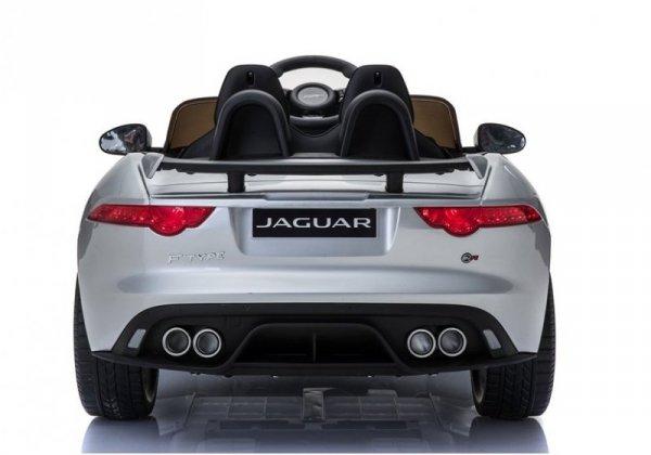 Auto na Akumulator Jaguar F-Type Srebrny Lakier
