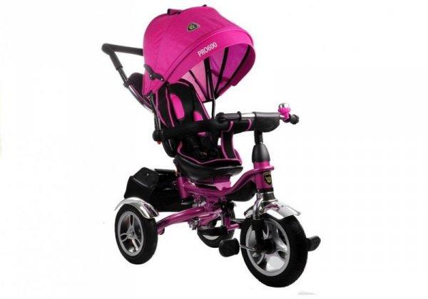 Rower Trójkołowy PRO600 Różowy