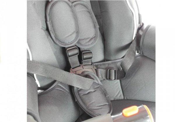 Rower Trójkołowy PRO400 Srebrny