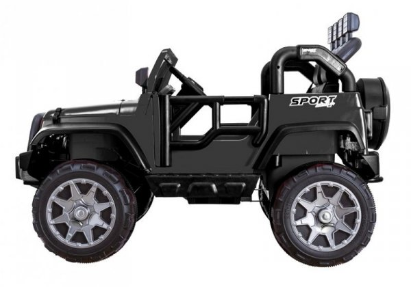 Auto na Akumulator Jeep HP012 Czarne