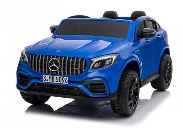 Auto na Akumulator Mercedes GLC 63S Niebieski Lakier