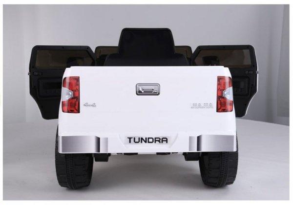 Auto na akumulator Toyota Tundra  Biała Koła EVA