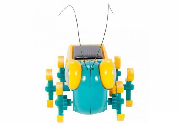 Edukacyjny Robot Owad Detektyw Świerszcz Solarny DIY