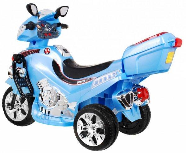 Motor na akumulator dla dzieci Niebieski