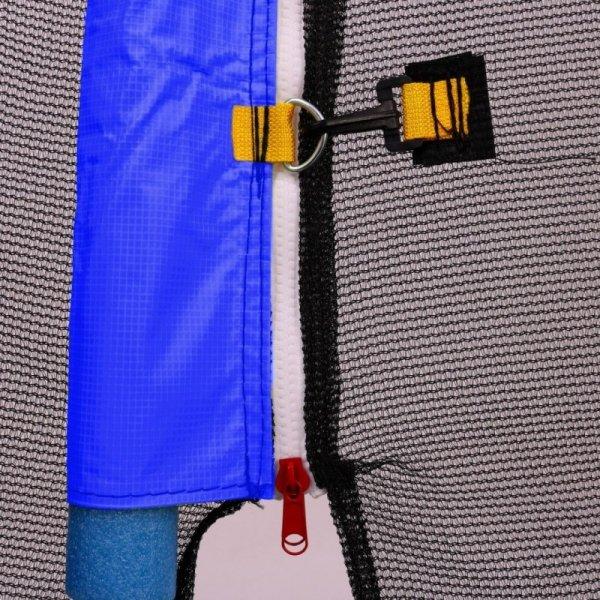 Trampolina Ogrodowa 12FT 366cm Niebieska